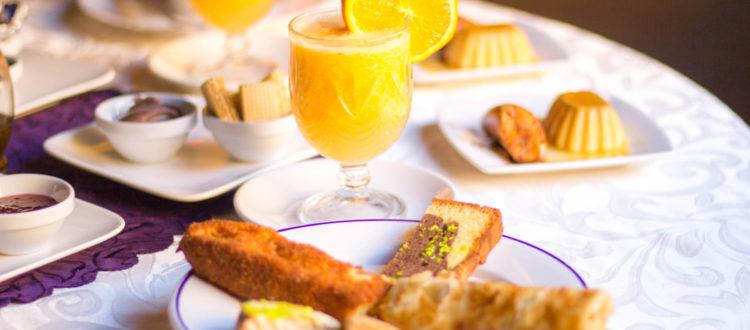 Free Breakfast Babylon Hotel